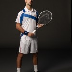 Novak Djokovic and his HEAD YouTek IG Speed Pro tennis racket