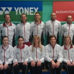 Norfolk county badminton team