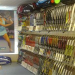 Racket Sports Show Room