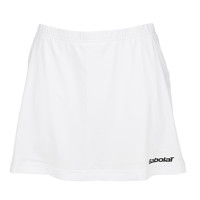 Babolat Girls Skort Match Core White