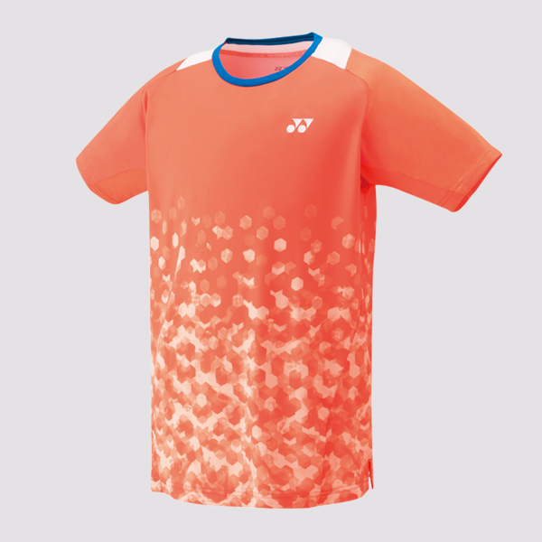 Yonex Mens Crew Neck Shirt 10228 Orange