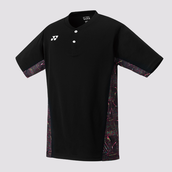 Yonex Mens Crew Neck Shirt 10232 Black
