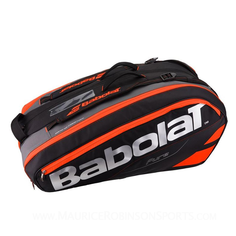 Babolat Pure 12 Racket Bag Fluo