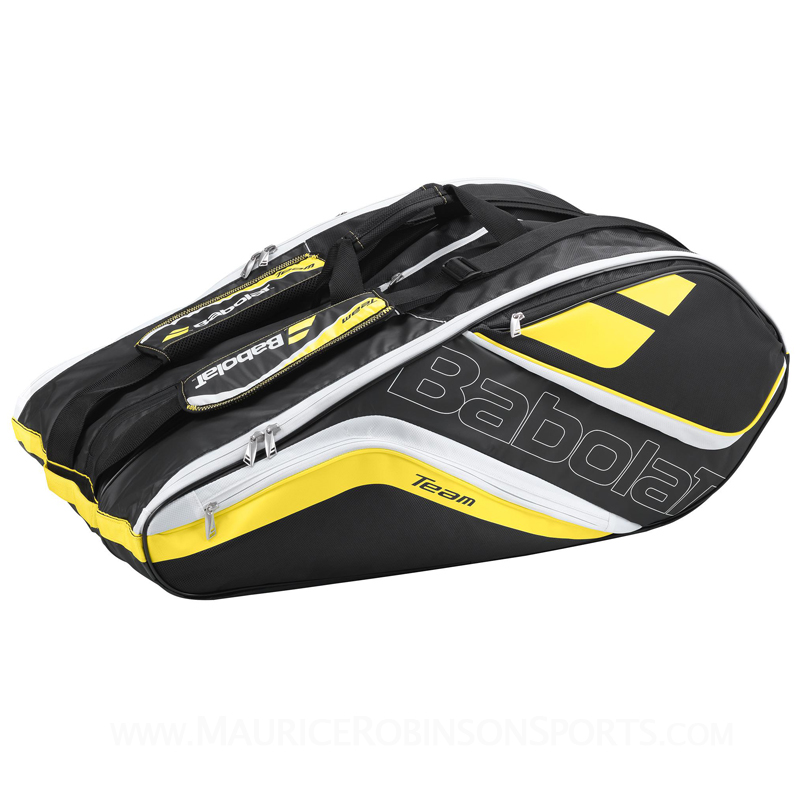 Babolat Team 12 Racket Bag Yellow