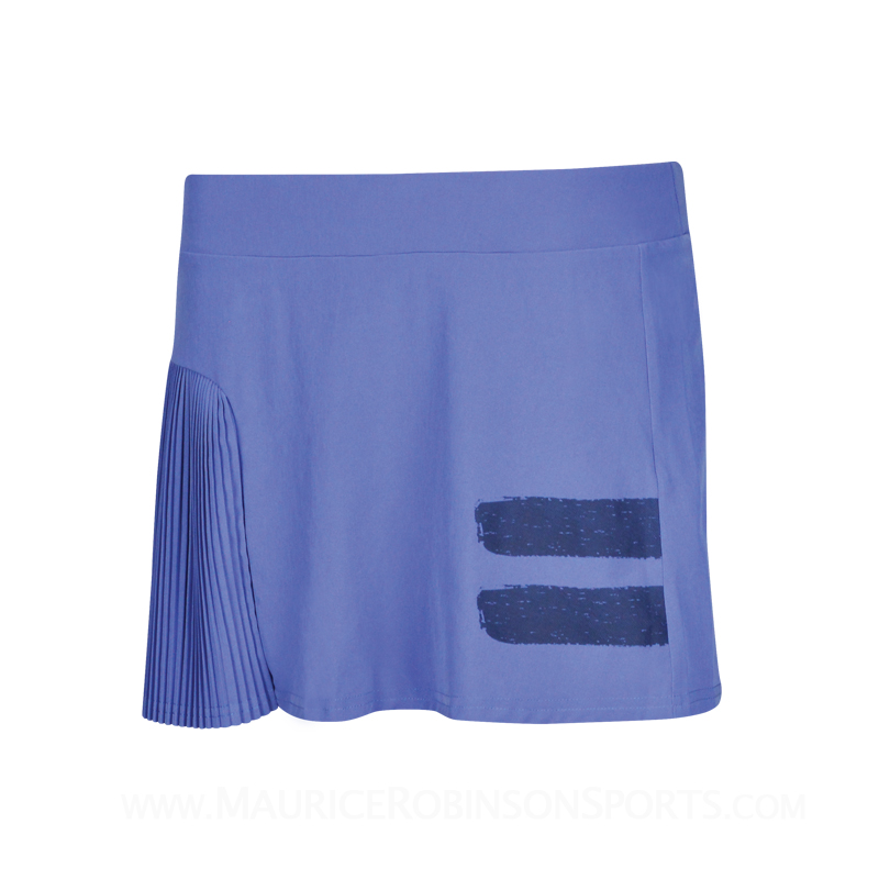 Babolat Ladies Performance Skirt 13 inch Wedgewood