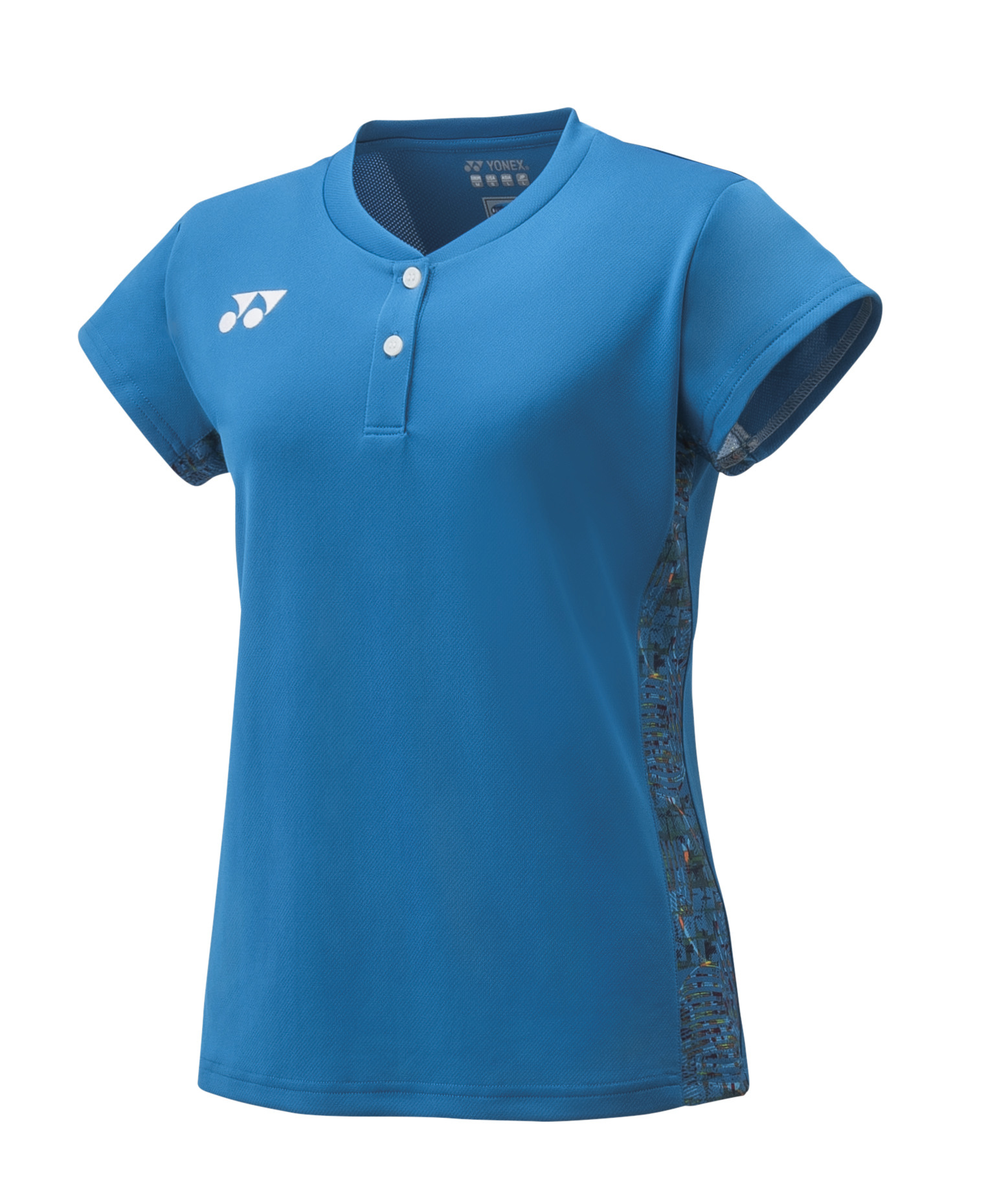 Yonex Womens Cap Sleeve Top 20412 Infinite Blue