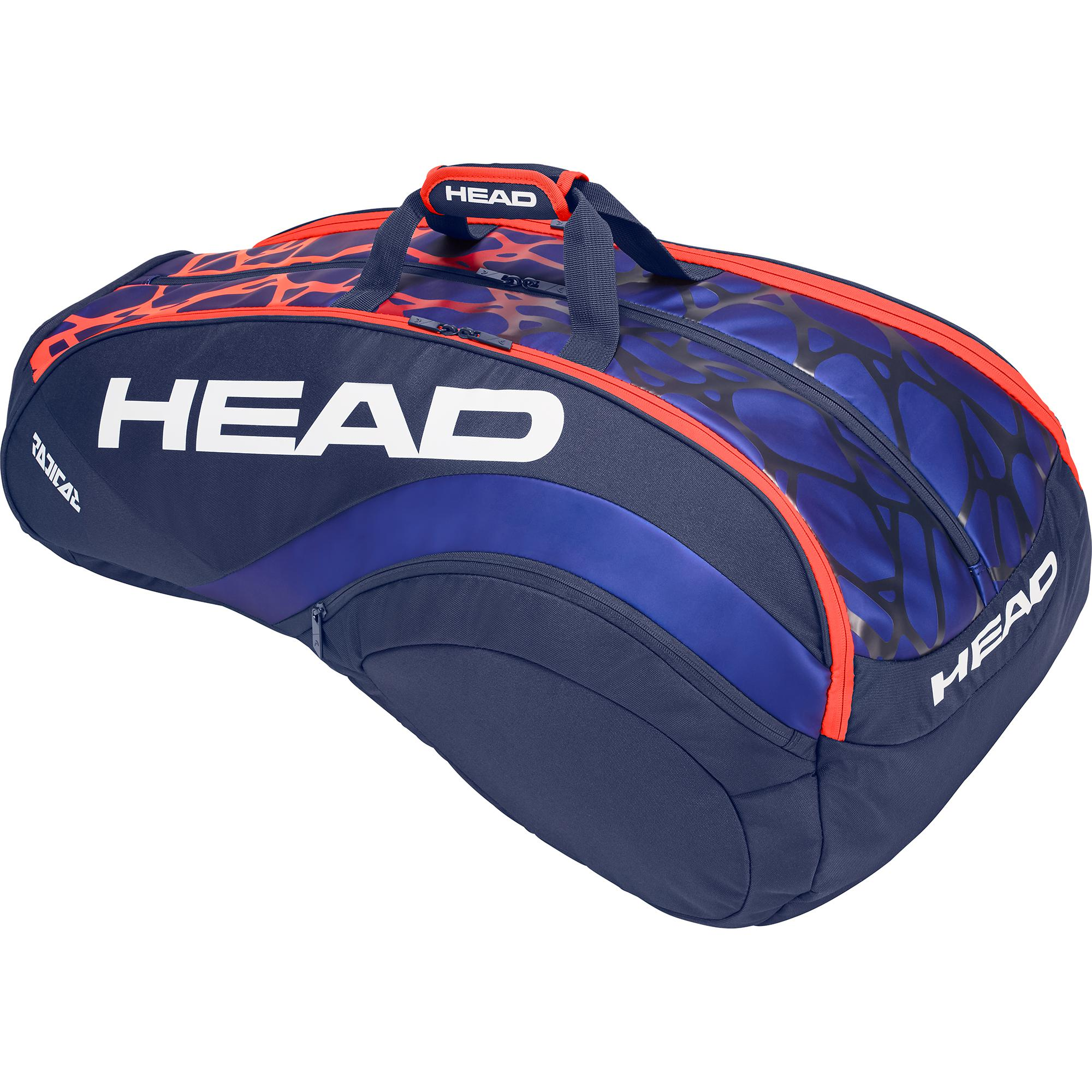 Head Radical Monstercombi 2018 12 Racket Bag