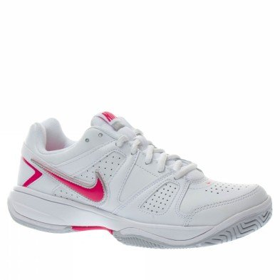 first rate 37e37 4878a Nike City Court VII Junior White-Pink