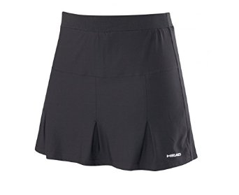 Head Club Skort Long Black