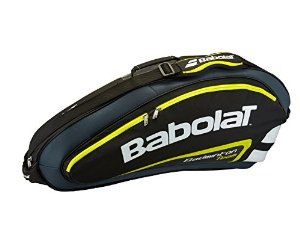 Babolat Team Racket Holder  X4 Yellow