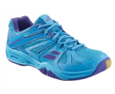 Babolat Ladies Shadow Team Indoor Blue