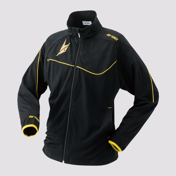 Yonex Mens Jacket 50000LDEX Lin Dan Edition Black