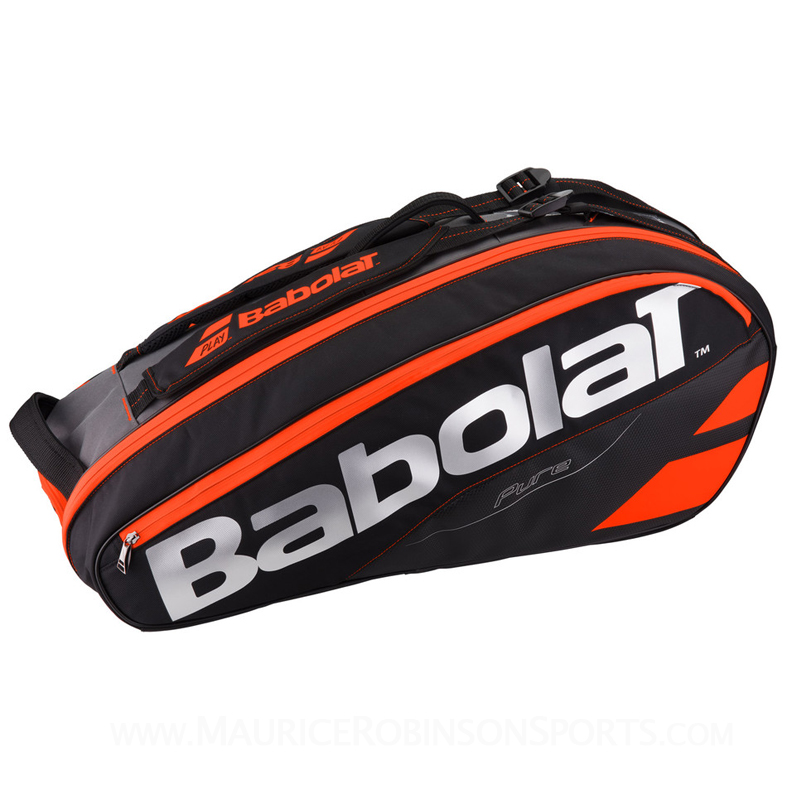Babolat Pure 6 Racket Bag Fluo