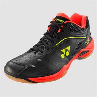 Yonex Power Cushion 65 Z Men Black-Bright Red 2019