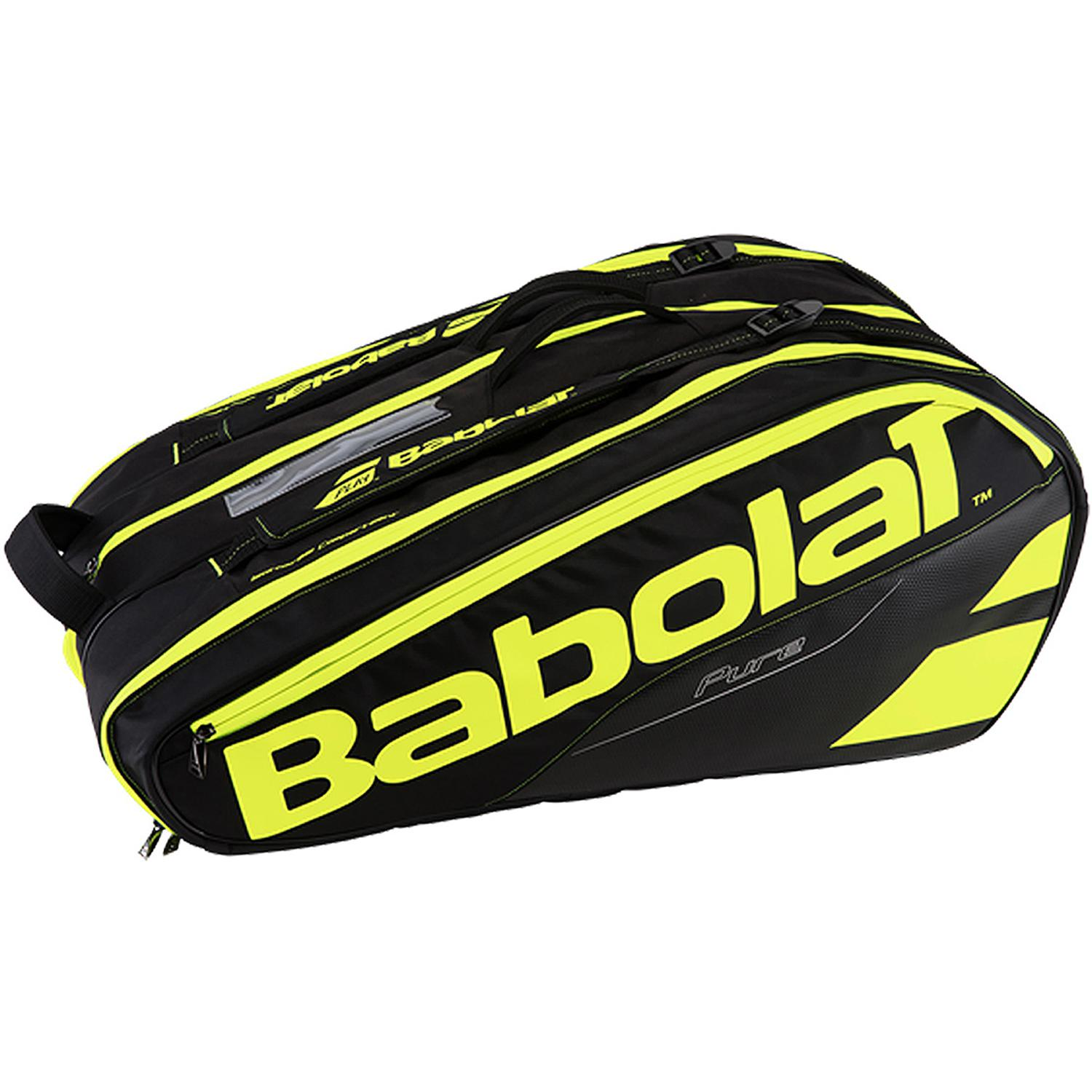 Babolat Pure 12 Racket Bag Yellow