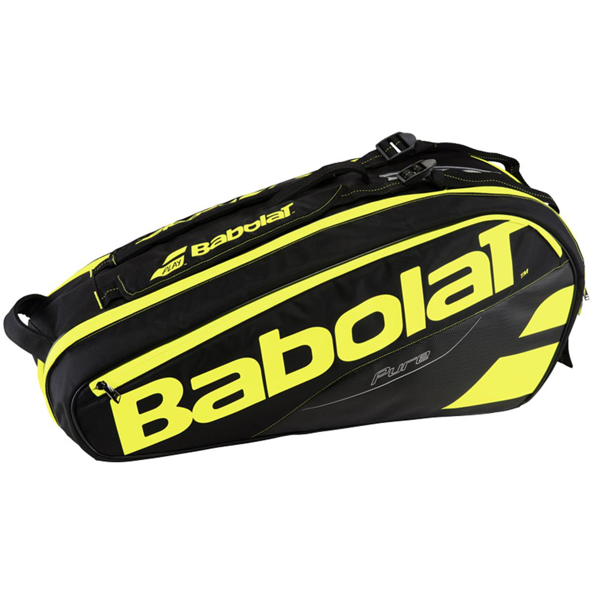 Babolat Pure 6 Racket Bag Yellow