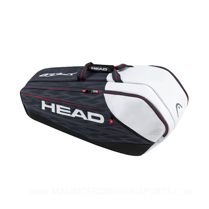Head Djokovic 9 Racket Supercombi Bag