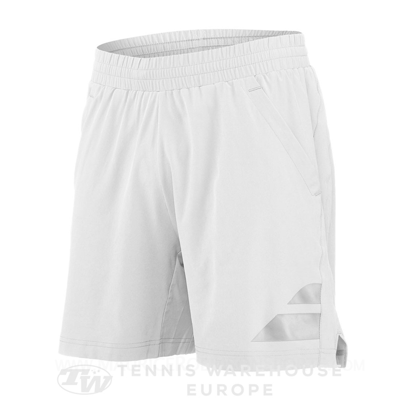 Babolat Mens Performance Short White