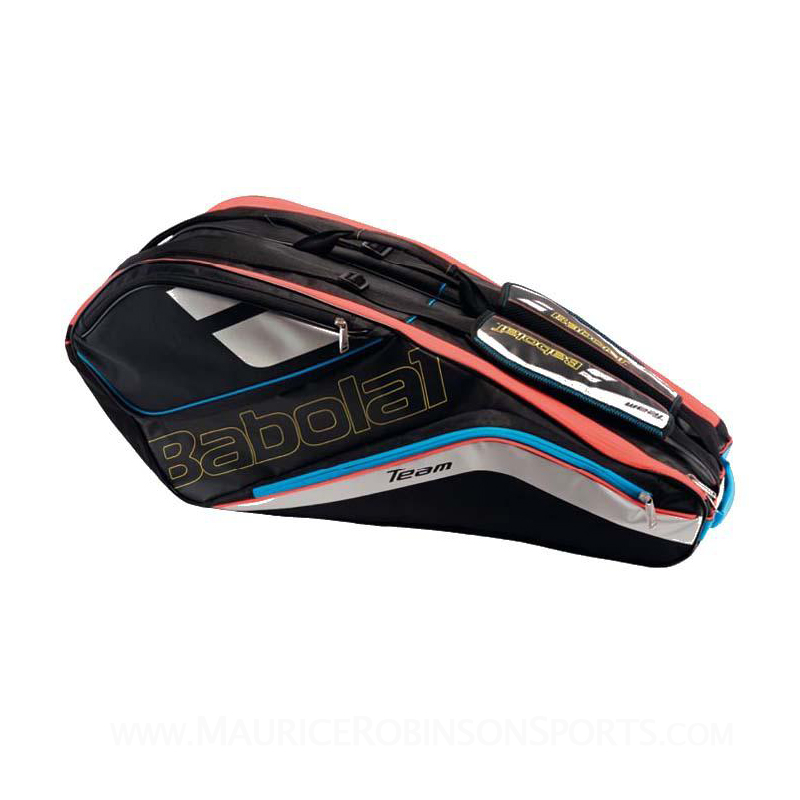 Babolat Team 8 Badminton Racket Bag Black