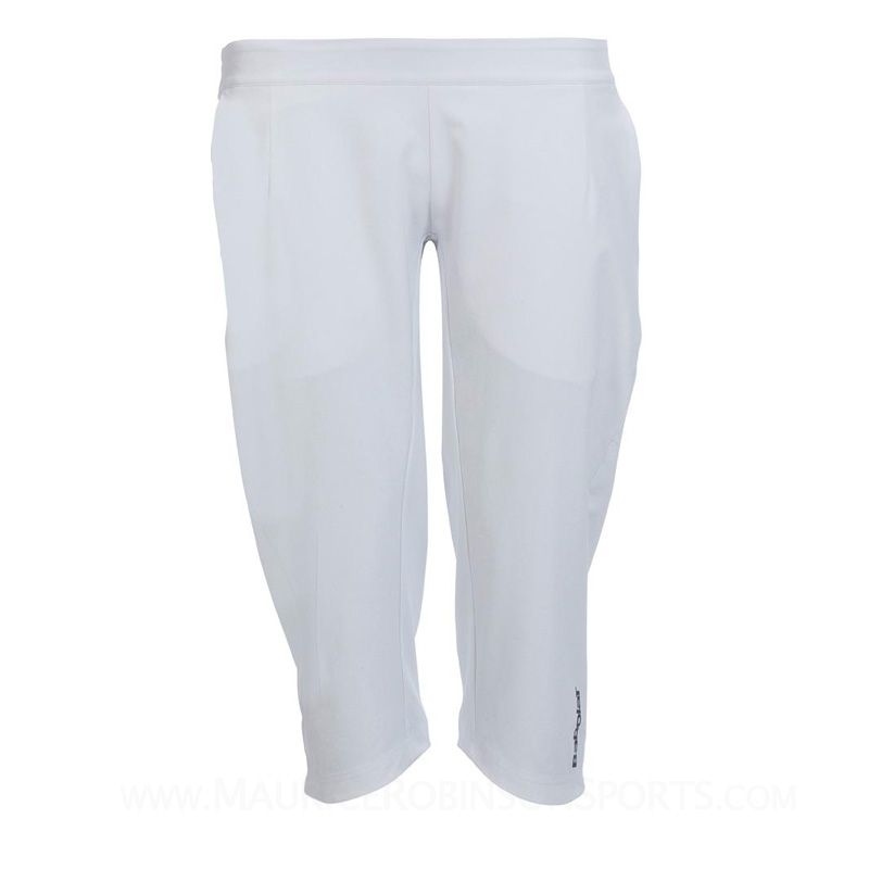 Babolat Girls Match Performance 3(4 Pant White