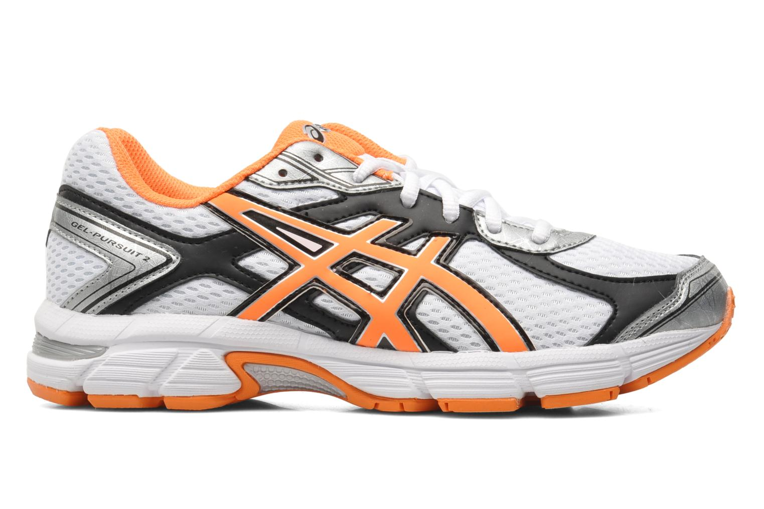Asics Gel-Persuit 2 White-Flash Orange-Black