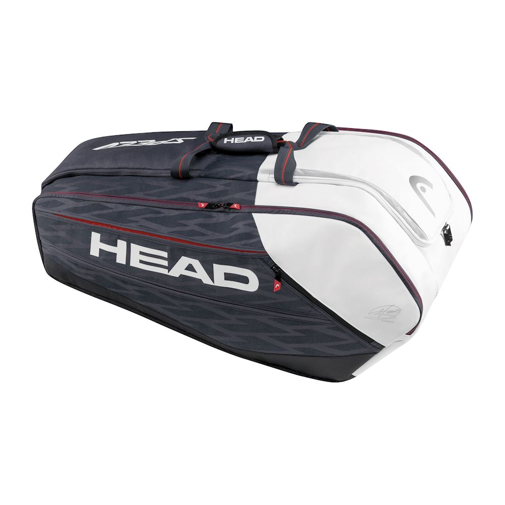 Head Djokovic 12 Racket Monstercombi Bag