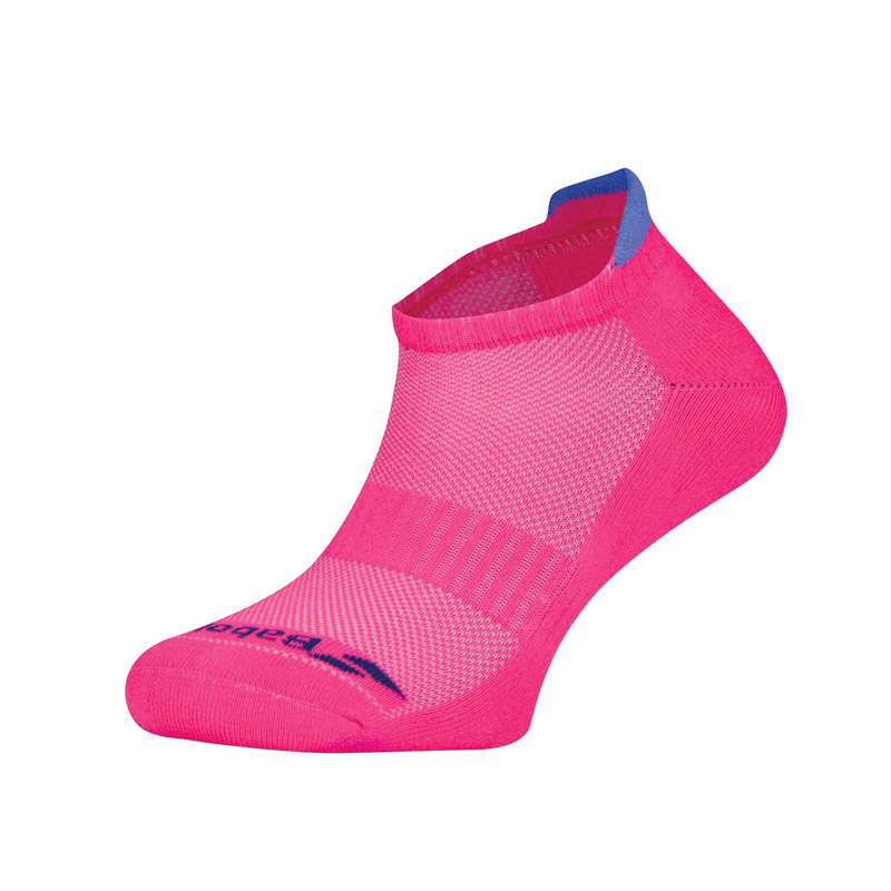 Babolat Socks Pink Invisible 2 Pairs Women