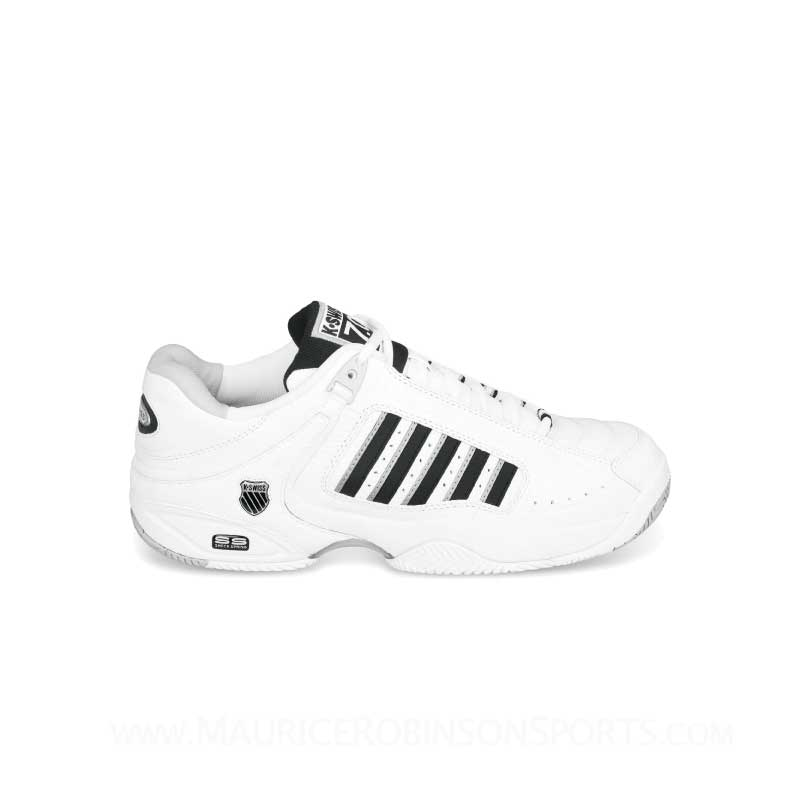 K Swiss Defier White-Black