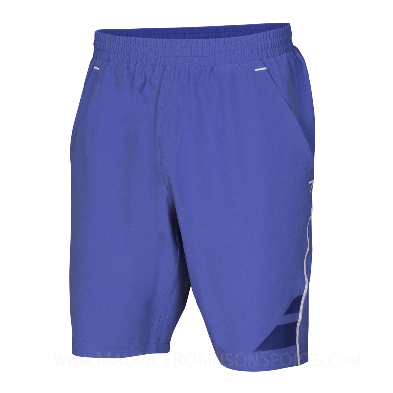 Babolat Mens XLong Performance Shorts Blue
