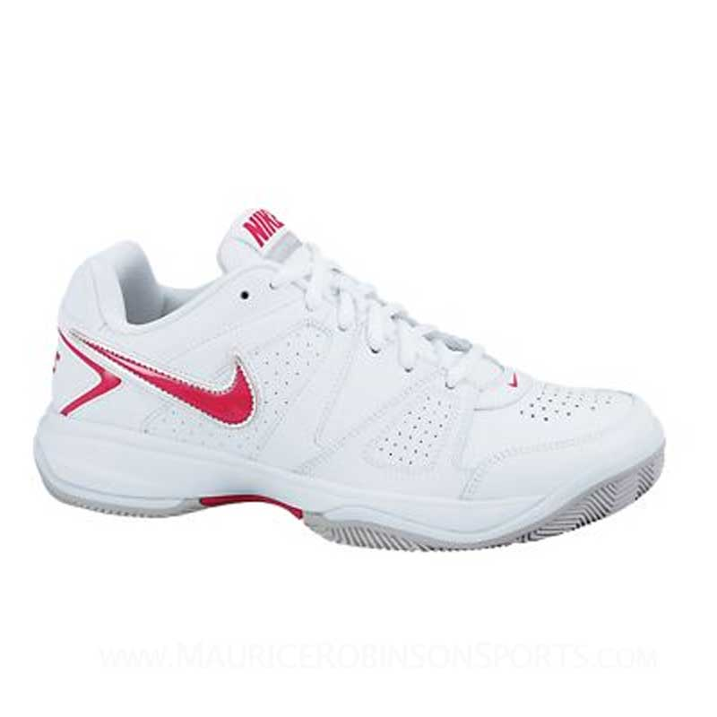 Nike City Court VII Women White-Pink