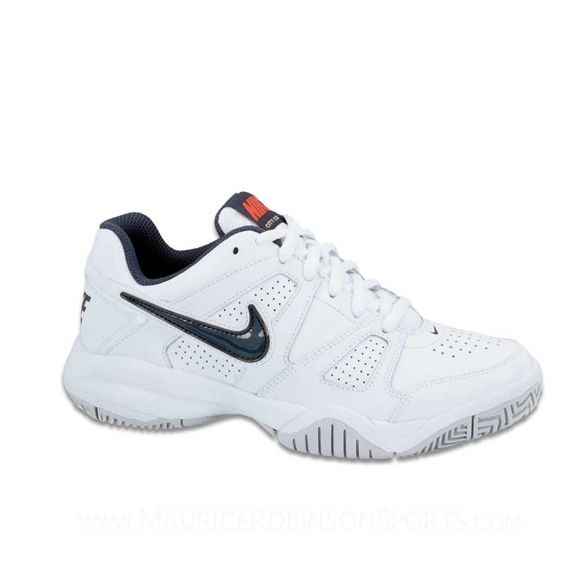 Nike City Court VII Junior White-Squadron