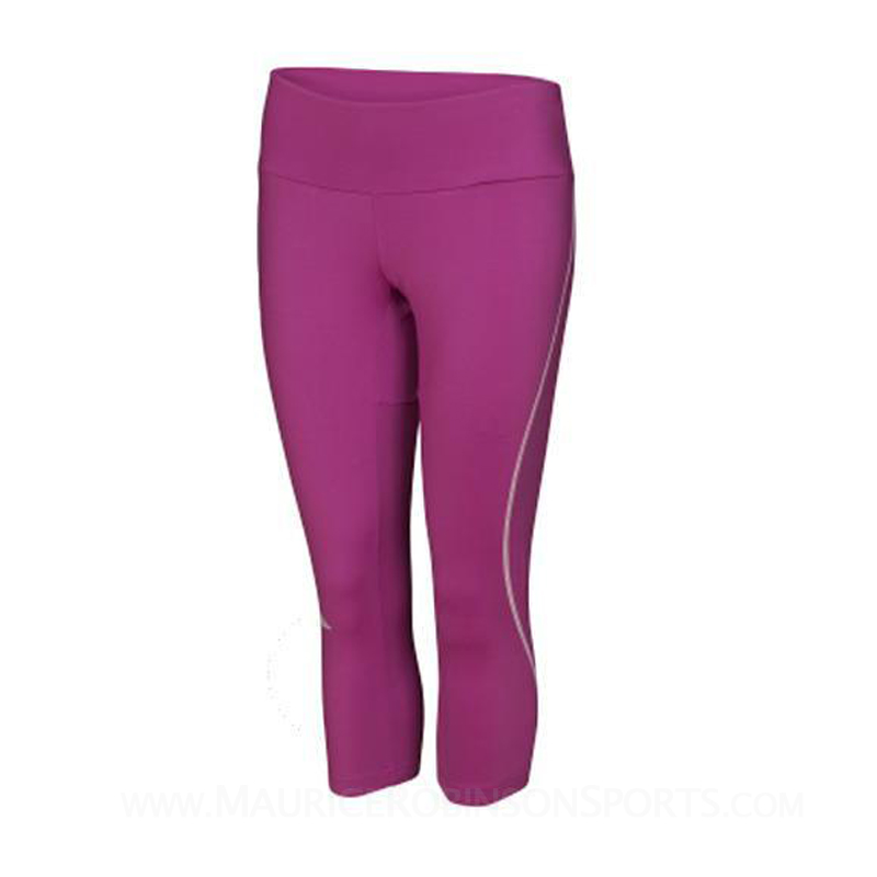 Babolat Ladies Leggings Deep Orchid