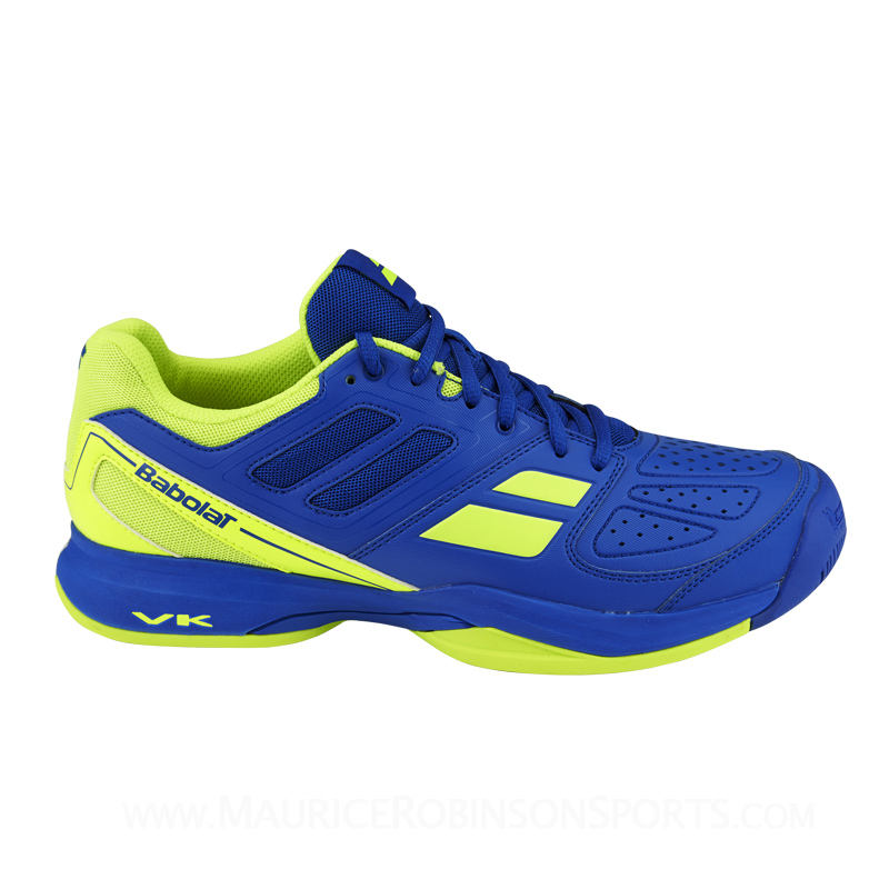 Babolat Pulsion All Court Blue.Yellow