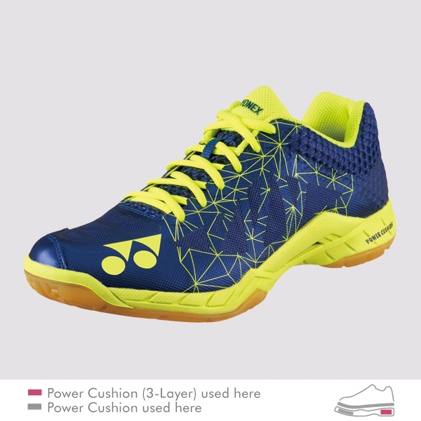 Yonex Power Cushion Aerus 2 Navy Mens