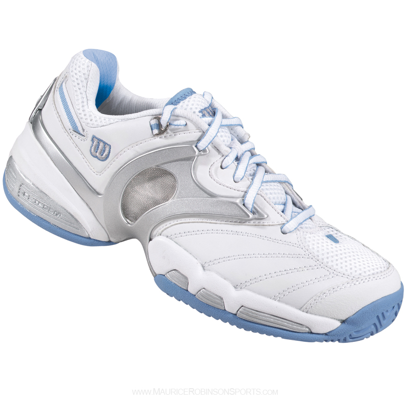 wilson advantage court iv junior velcro