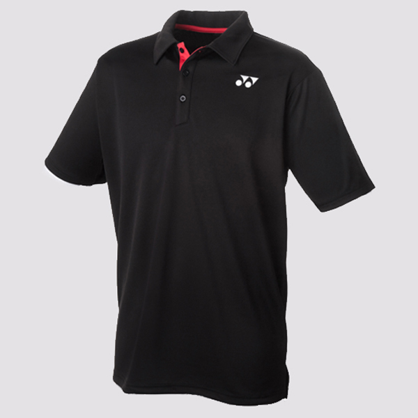 Yonex Junior Polo Shirt YP 1002J Black