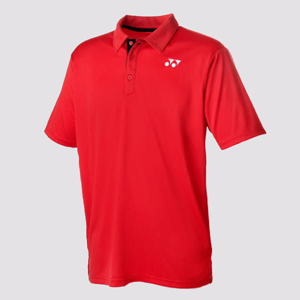 Yonex Mens Polo Shirt YP 1002 Red