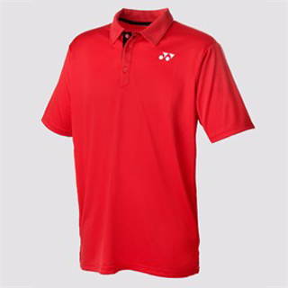 Yonex Junior Polo Shirt YP 1002J Red