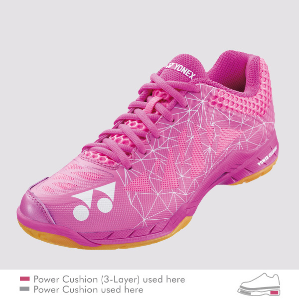 Yonex Power Cushion Aerus Ladies Pink