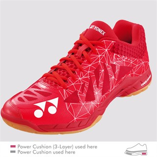 Yonex Power Cushion Aerus Mens Red