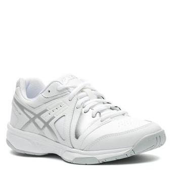 Asics Gel-Gamepoint GS White-Silver