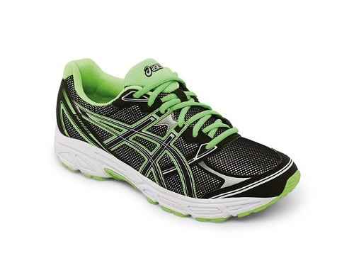 Asics Patriot 6 Onyx-Black-Neon Green