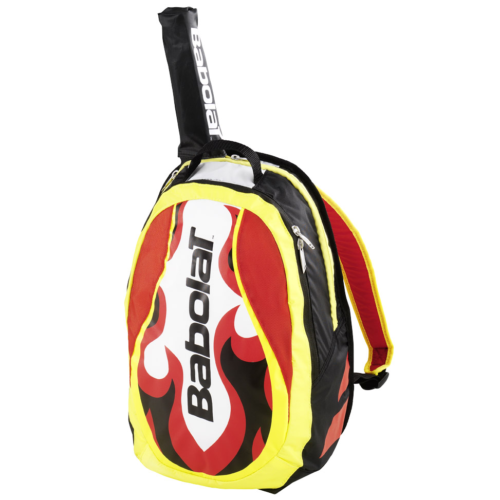 Babolat Club Line Junior Backpack Yellow-Red