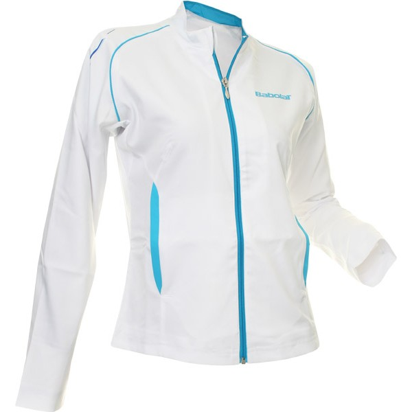 Babolat Ladies Match Core Jacket White