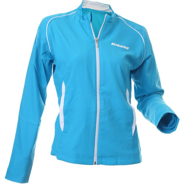 Babolat Ladies Match Core Jacket Turquoise