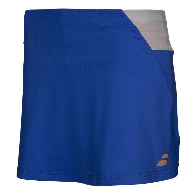 Babolat Ladies Performance Skirt 13 inch Blue