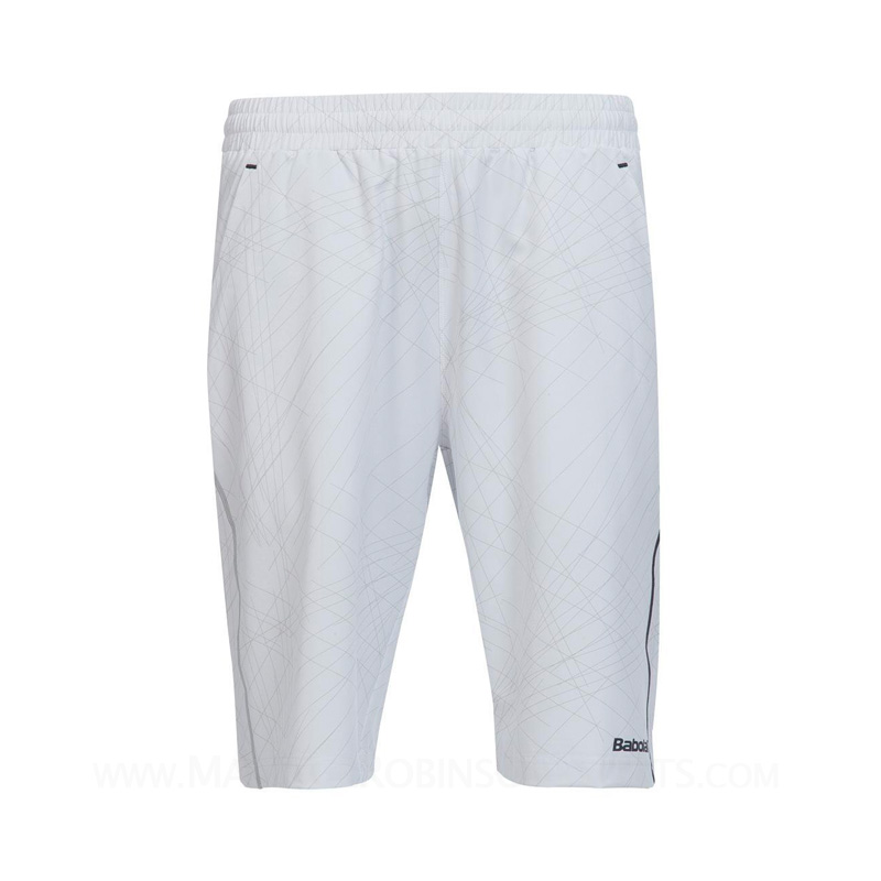 Babolat Boys Performance X-Long Shorts White