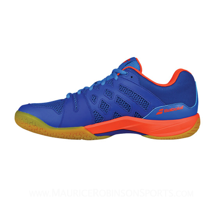 Babolat Shadow Team Mens Blue-Orange 2018