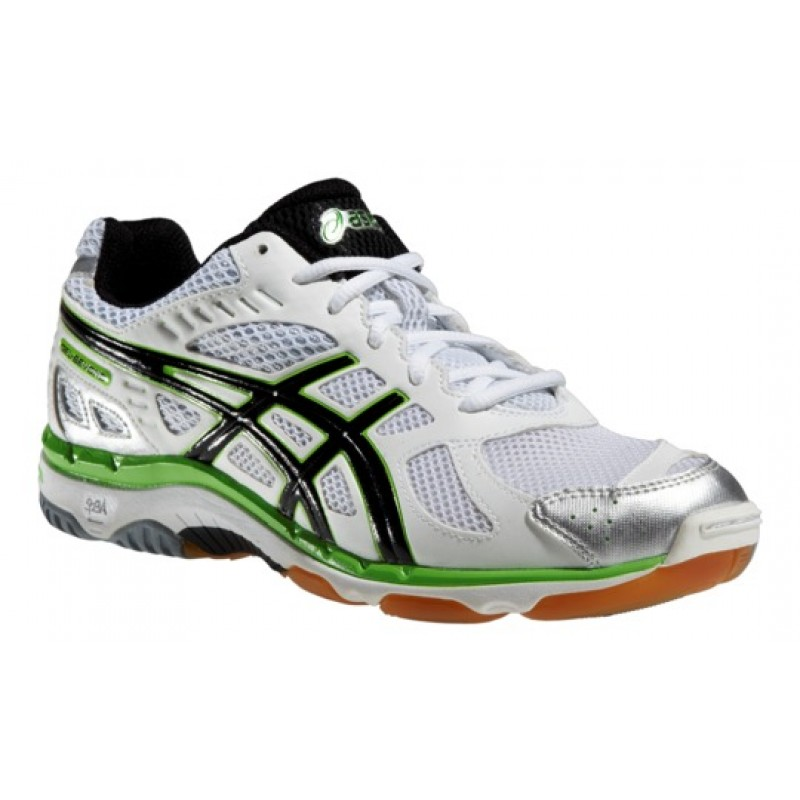 Asics Gel-Beyond 3 White-Black-Green