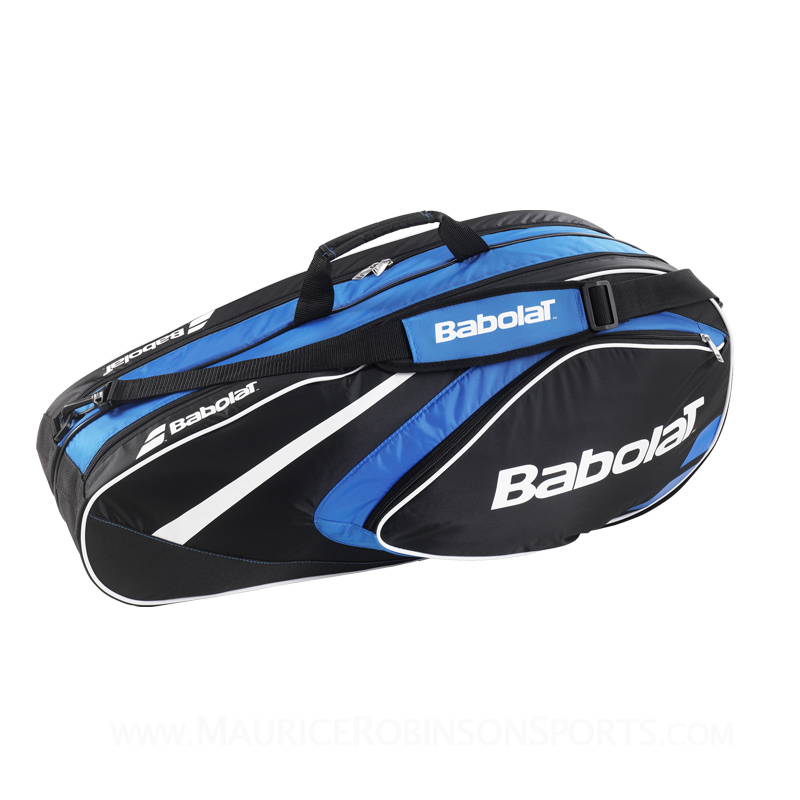 Babolat Club Line 6 Racket Bag Blue